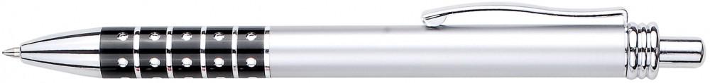 Kemični svinčnik Bombay silver