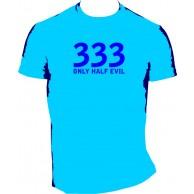 MAJICA-333 ONLY HALF EVIL
