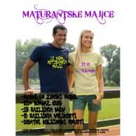 MATURANTSKE MAJICE