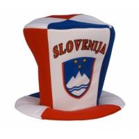 Navijaški klobuk cilinder slovenija