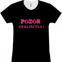 Majica za dekliščino 1