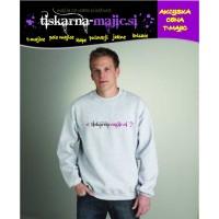 100 kom. puloverjev s tiskom
