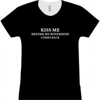 MAJICA-KISS ME